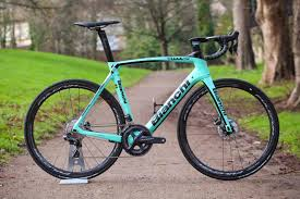 Your Complete Guide To Bianchis 2019 Road Bikes Road Cc