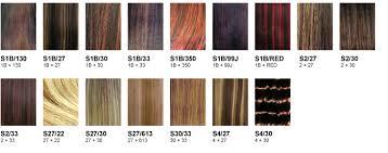 Sensationnel Color Charts
