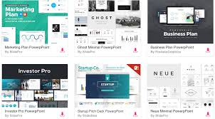Free Business Templates For Powerpoint Free Business Plan Powerpoint Template Ppt Presentation Theme