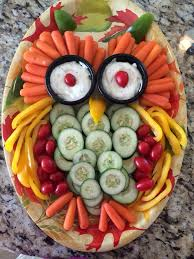 Decorative Relish Tray For Thanksgiving Owl Veggie Tray Halloween Food Pinterest Veggie tray Trays 24