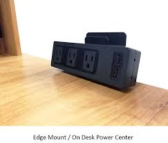 universal desk power centers ac power usb