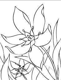 Small Picture flower Page Printable Coloring Sheets Print This Page Spring
