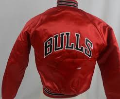 michael jordan signed autographed chicago bulls jacket warm up uda coa