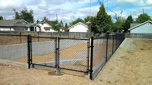 chain link fence double gate. Chain Link Fence Gates Gate Sliding  Parts Chain Link Fence Double Gate