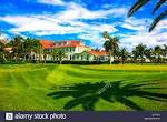 Overlooking the golf course of the Gasparilla Inn & Club, Boca ...