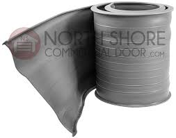 hormann 4 vinyl astragal seal grey