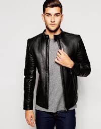 barneys originals mens leather biker jacket cairoamani com