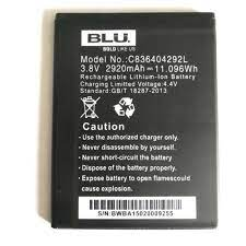 Replacement Battery For BLU Life 8 XL ...