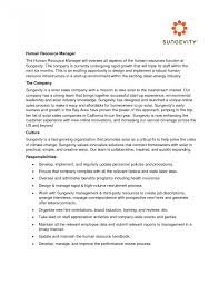 Astounding Human Resources Cover Letter Photos Hd Goofyrooster