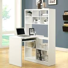 dual desk bookshelf small. Office Desk With Bookcase Best Bookshelf Ideas On Desks For Small Buy Creative Computer Simple Shelf . Dual