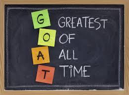 Результат изображения для изображений goat Greatest of all time