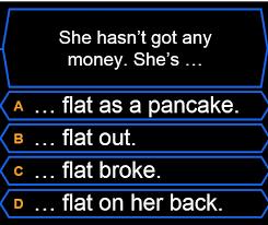 English Idioms Powerpoint Game Pedagoglog