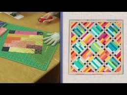 402 best Quilt Videos images on Pinterest | Machine quilting ... & Quilting Quickly: Belle Prairie - Lap Quilt - YouTube Adamdwight.com