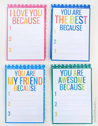 Free Printable Note Cards Because Cards Free Printable Notecards And Envelopes
