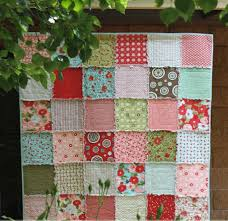 35+ Snuggly Free Rag Quilt Patterns | FaveQuilts.com & More Free Rag Quilt Patterns Adamdwight.com