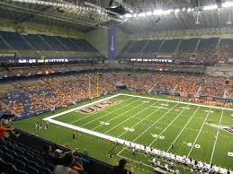 Alamodome Ncaa Basketball Seating Chart Alamodome Review Utsa Football Stadium Alamo Dome