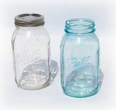 blue ball jars | The Little GSP