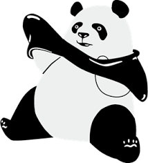 panda Logo Vector (.EPS) Free Download
