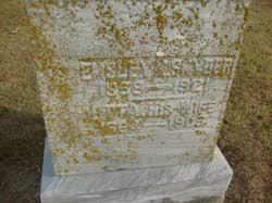 """Willetta """"Etta"""" Mullen Snyder (1864-1905) - Find A Grave Memorial"""