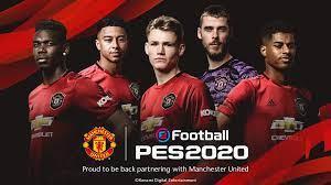Manchester United - KONAMI Offizielle Partnerschaft | PES - eFootball PES  2020 Official Site