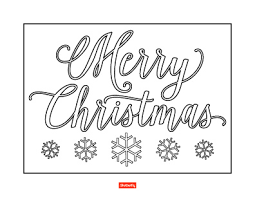 merry christmas coloring page. Delighful Merry Merry Christmas Coloring Page For Merry Christmas Coloring Page C