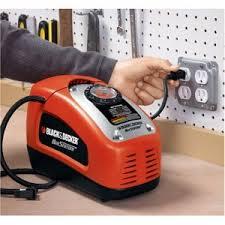 mini portable air compressor. black \u0026 decker asi300 small portable air compressor mini c