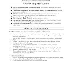 How To Write A Resume How To Write Resume For Esl Teaching Jobs Curriculum Vitaen 87