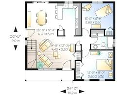 small house open floor plan ideas plans design tiny