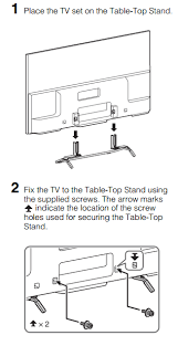 sony tv with stand. stand1.png sony tv with stand