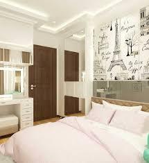 interior design bedroom for girls. Miv Architects (Muhammad Ikhsan Hamiru \u0026 Partners) Interior Design Of Girl Bedroom In Private For Girls