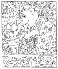 Free activity printable for kids and adult. Highlights Kids Hidden Pictures Printable Coloring Pages Hidden Pictures Printables Hidden Picture Puzzles Hidden Pictures
