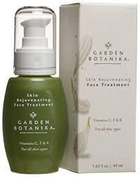 garden botanika. Garden Botanika Skin Rejuvenating Face Treatment, 1.65-Ounce Bottles A
