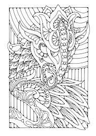 Kleurplaat Fantasie Draak Kleurplaat Draak Afb 25635 Kleurplatenlcom
