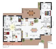 plan de maison d architecte