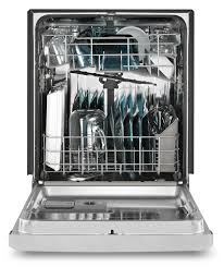 How To Quiet A Dishwasher Maytag Fingerprint Resistant Stainless Steel 24 Dishwasher