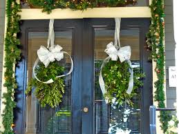 christmas front door decorationsfront door decorations all seasons and front door autumn