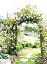 diy garden archway building a garden archway garden arbor ideas to complete your garden diy garden