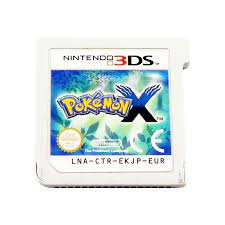 Pokémon X Edition - Nintendo 3DS | Amazing Toys Comic Shop Zürich