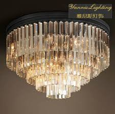 re led crystal chandelier lamp chandelier crystal pendant ceiling lamp modern crystal ceiling ycc