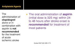 neuroprotective drugs in stroke