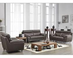 photos modern images set modern leather sofa set in grey color esfset
