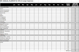 Free Bill Management Spreadsheet Austinroofing Us