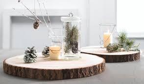 Wohndesign Baumscheiben Deko Selber Machen Hochzeit