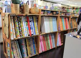 55 best Cute Quilt Shops images on Pinterest | Quilt shops, Sewing ... & Classic Quilt Shop, fabric display Adamdwight.com