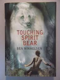 mini store gradesaver touching spirit bear by mikaelsen ben hardcover 2002 5 1