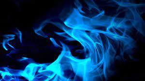 Blue Flame Wallpaper on WallpaperSafari