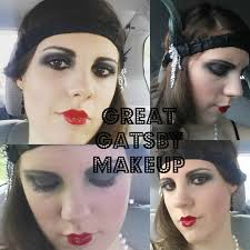 1920 s great gatsby makeup tutorial