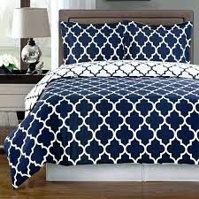 meridian navy reversible cotton comforter set free with comforters sets prepare 3 and white bedding navy and white bedding