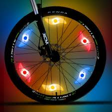 Best Bike Wheel Lights Details About Bike Spoke Light 6 Pack Led Bike Wheel Light With Batteries Include