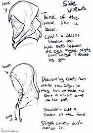 Manga Ideas Drawn Idea Cloak Pencil And In Color Drawn Idea Cloak